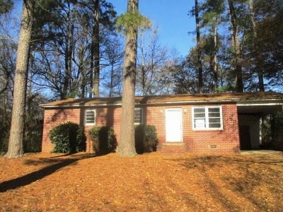 Anderson Single Family Home For Sale: 428 Starkes St