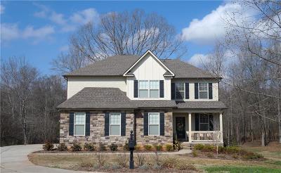 Belton Single Family Home For Sale: 106 Hawks Nest