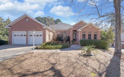 Single Family Home For Sale: 150 North Lake Dr