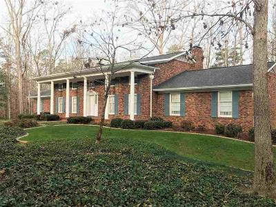 Pickens County Single Family Home For Sale: 108 Heritage Drive