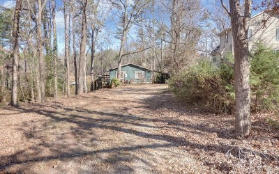 Hartwell, Lavonia Single Family Home Under Contract: 237 Hugh Dorsey Rd