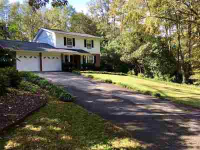 Clemson SC Single Family Home Contract-Take Back-Ups: $249,900