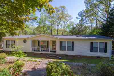Townille, Townville Mobile Home For Sale: 507 E Lakes Road