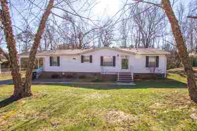 Mobile Home Contract-Take Back-Ups: 206 Lauren Flynn Drive