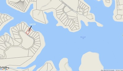 Seneca Residential Lots & Land For Sale: Coneross Point Drive