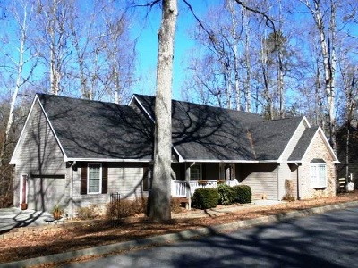 Lavonia, Martin, Toccoa, Hartwell, Lake Hartwell, Westminster, Anderson, Fair Play, Starr, Townville, Senca, Senea, Seneca, Seneca (west Union), Seneca/west Union, Ssneca, Westmister, Wetminster Single Family Home For Sale: 15023 Beacon Ridge Dr