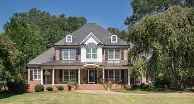 Greenville Single Family Home Under Contract: 111 Mount Vista Ave