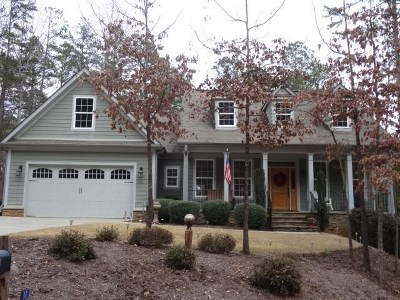 Keowee Key Single Family Home For Sale: 17 Fairwind Drive