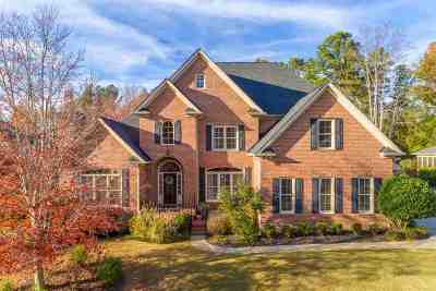 Simpsonville Single Family Home Under Contract: 212 Bentwater Trail
