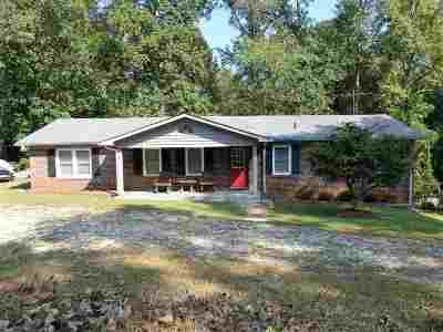 Lavonia, Martin, Toccoa, Hartwell, Lake Hartwell, Westminster, Anderson, Fair Play, Starr, Townville, Senca, Senea, Seneca, Seneca (west Union), Seneca/west Union, Ssneca, Westmister, Wetminster Single Family Home For Sale: 809 Mulholland Dr
