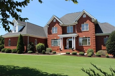 Anderson Single Family Home For Sale: 104 Grassy Knoll Way
