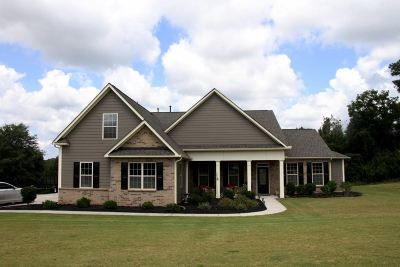 Belton Single Family Home Under Contract: 102 Natural Spgs