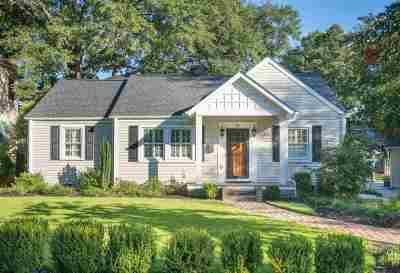 Greenville Single Family Home Under Contract: 15 Phillips Lane