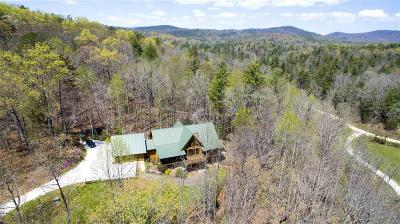 Mountain Rest Single Family Home For Sale: 175 West Village Creek