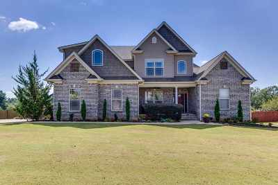 Travelers Rest Single Family Home Contingency Contract: 10 Bilbury Way