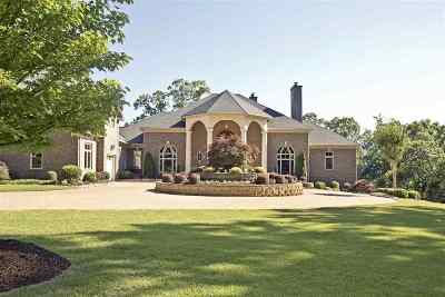 Townville Single Family Home For Sale: 114 Keowee Club Road