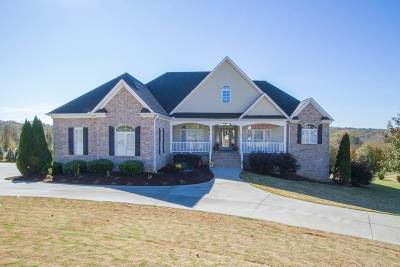 Athens, Anderson Single Family Home For Sale: 103 Vinings Crossing
