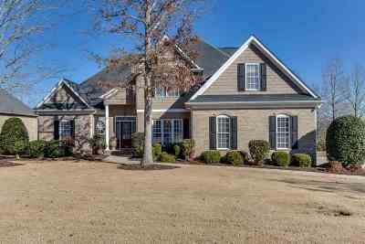Anderson SC Single Family Home For Sale: $369,500