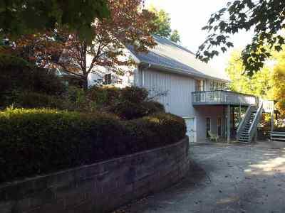 Oconee County Rental For Rent: 318 Cherokee Ridge Road