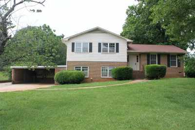 Athens, Anderson Single Family Home For Sale: 1916 Millgate Road