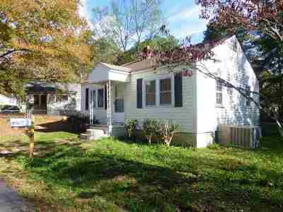 Athens, Anderson Single Family Home For Sale: 801 Blair St