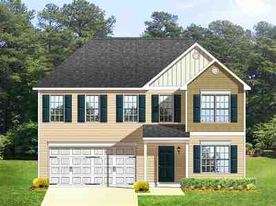 Athens, Anderson Single Family Home For Sale: 1059 Edenbrooke Cir