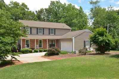 Seneca, Seneca/west Union Single Family Home Under Contract: 406 Rockingham Rd.