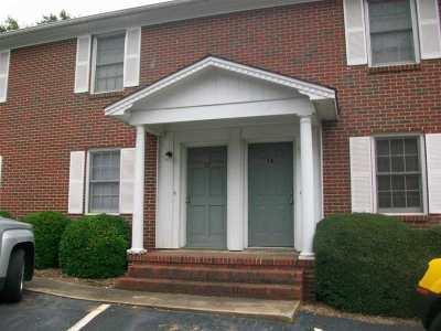 Clemson Rental For Rent: 220 Calhoun St. #16