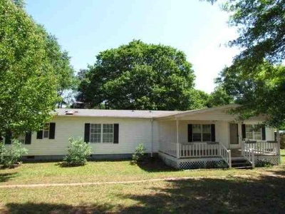Mobile Home Contract-Take Back-Ups: 542 Jolly Road