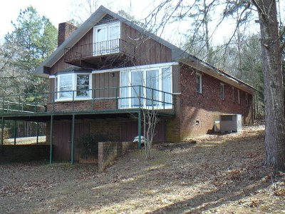 Single Family Home For Sale: 353 Black Road