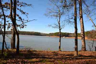 Hart County, Franklin County, Stephens County Residential Lots & Land For Sale: Lake Shore Road