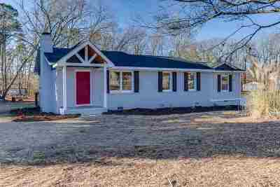 Single Family Home Contingency Contract: 117 Kingston Rd.