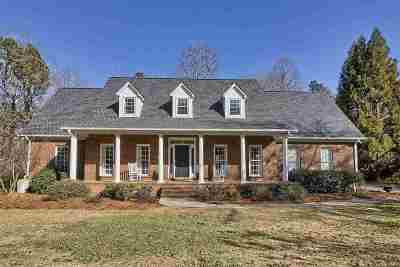 Easley Single Family Home For Sale: 112 Players Drive