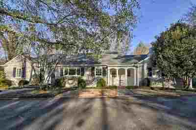 Single Family Home Contingency Contract: 110 Mountain View Drive