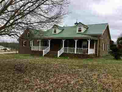 Anderson County Single Family Home For Sale: 2100 Due West Highway