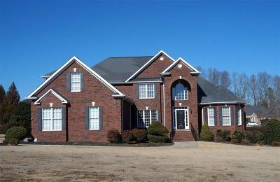 Anderson Single Family Home For Sale: 115 Clover Patch Way