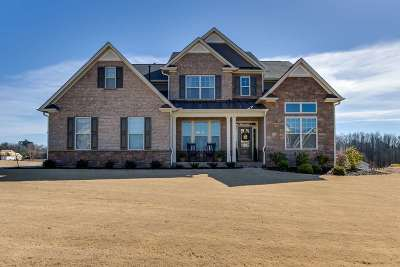 Williamston Single Family Home Contingency Contract: 7 Ione Circle
