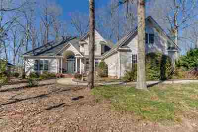 Anderson Single Family Home Contingency Contract: 142 Gilmer Circle