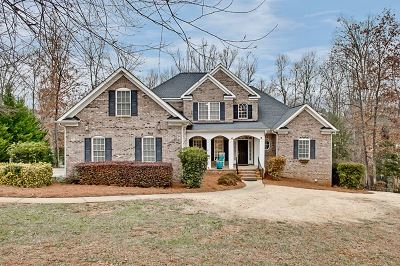 Greenville Single Family Home For Sale: 118 Walnut Creek Way