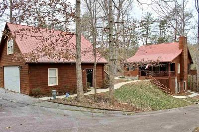 Single Family Home For Sale: 238 Jenkins Mill Drive