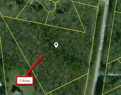 Residential Lots & Land For Sale: Hwy 130 Rochester Highway