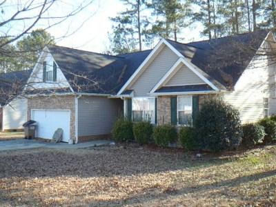 Harrington Grov Single Family Home For Sale: 115 Thorncliff Place
