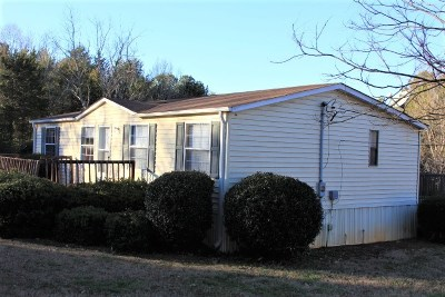 Townville Mobile Home For Sale: 362 Smith Road