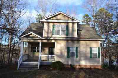 Martin Single Family Home For Sale: 443 Suttles Road