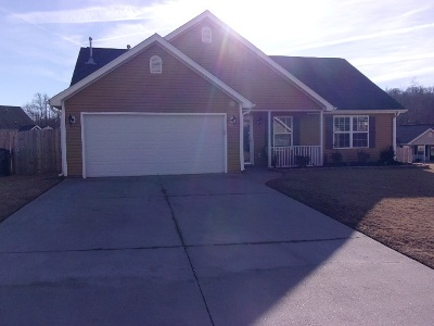 Single Family Home Contingency Contract: 100 Corinth Dr.