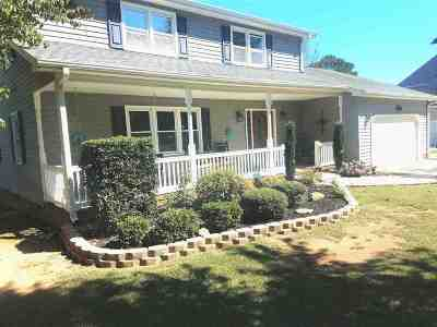 Taylors Single Family Home Under Contract: 2706 Locust Hill Road