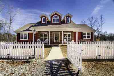 Single Family Home For Sale: 152 Dogwood Hill Dr.