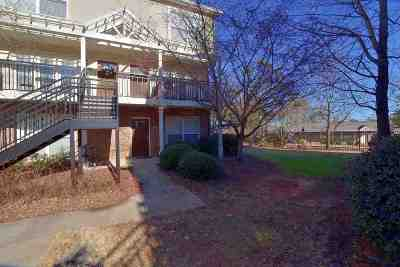 Clemson Condo For Sale: 833 Old Greenville Highway Unit #323