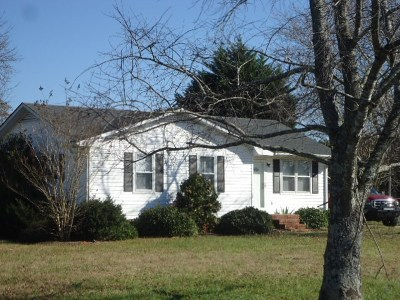 Anderson County Single Family Home For Sale: 218 Richland Creek Rd