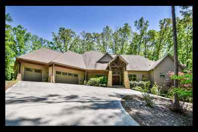 Keowee Key Single Family Home Contingency Contract: 203 Shipmaster Dr.